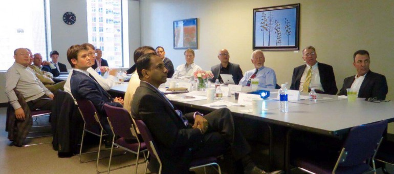 Third Annual UCCTC Partnership Meeting held in LA