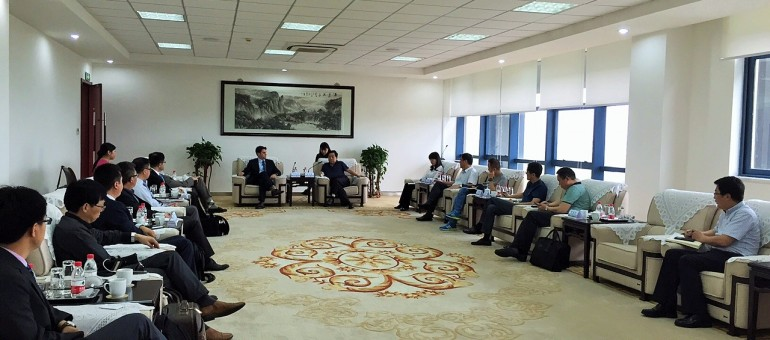 UCCTC Organizes US Clean Water CEO Trade Mission to China
