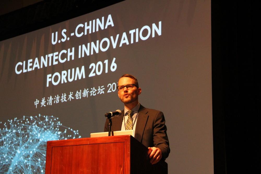 UCCTC hosts U.S.-China Cleantech Innovation Forum in Pasadena