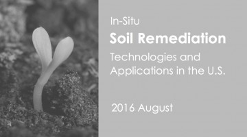 In-Situ Soil Remediation Technologies and Applications in the U.S.