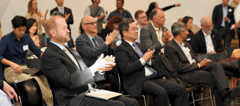 UCCTC jointly held the Zero Emissions Mobility workshop of the Global Climate Action Summit in San Francisco